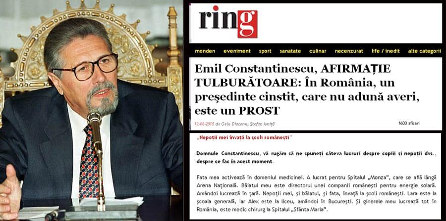 Emil-Constantinescu-Ring