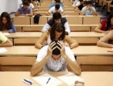 Luni încep probele scrise ale examenului de Bacalaureat