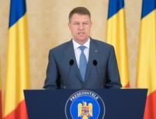 Președintele Iohannis: Societatea românească, matură şi activă, are nevoie de un stat pe măsura ei