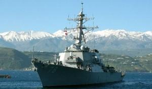 USS PORTER 1