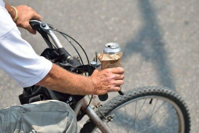 biciclisti bauti