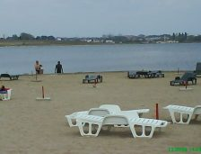 Persoană înecată în lacul Techirghiol