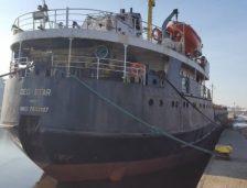 SLN/ITF: S-a terminat calvarul navigatorilor de pe nava Geo Star