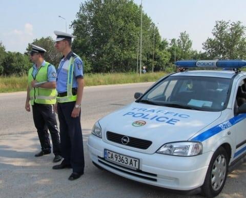 politia bulgaria
