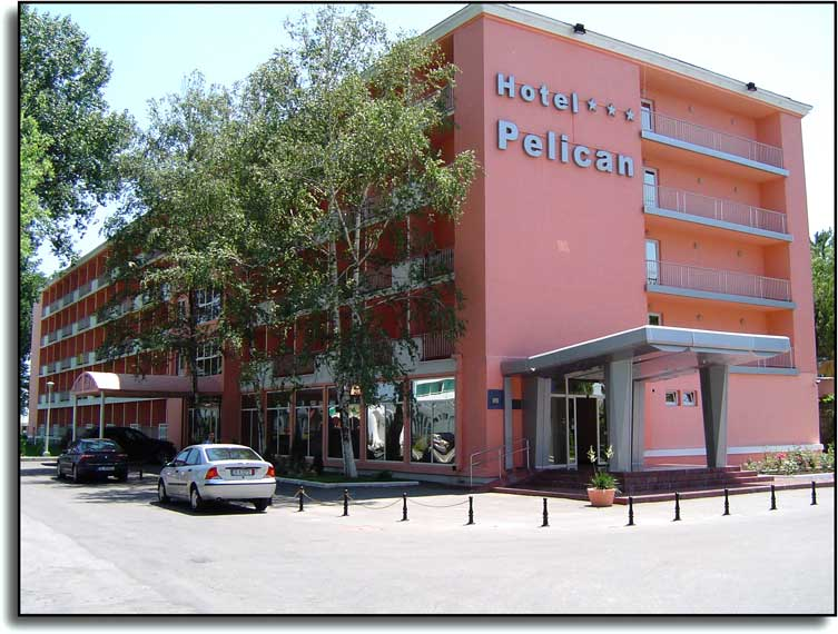 Hotel Pelican Mamaia