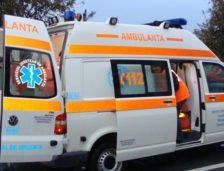 Accident rutier la Mircea Vodă! Sunt patru victime