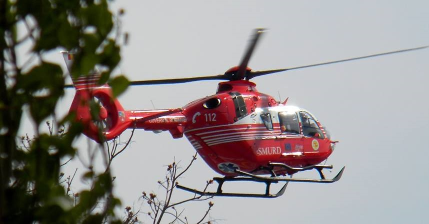 elicopter spitalul constanta