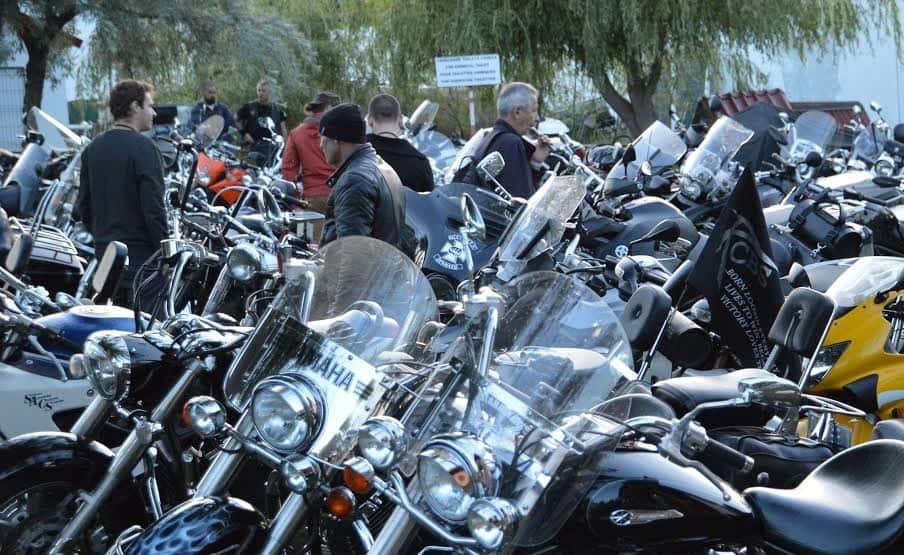 motociclisti mamaia