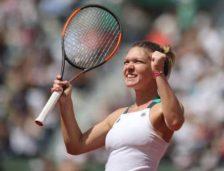 Simona Halep câștigă finala de tenis de la Shenzhen