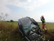 Un nou accident mortal de circulație, la Ciocârlia
