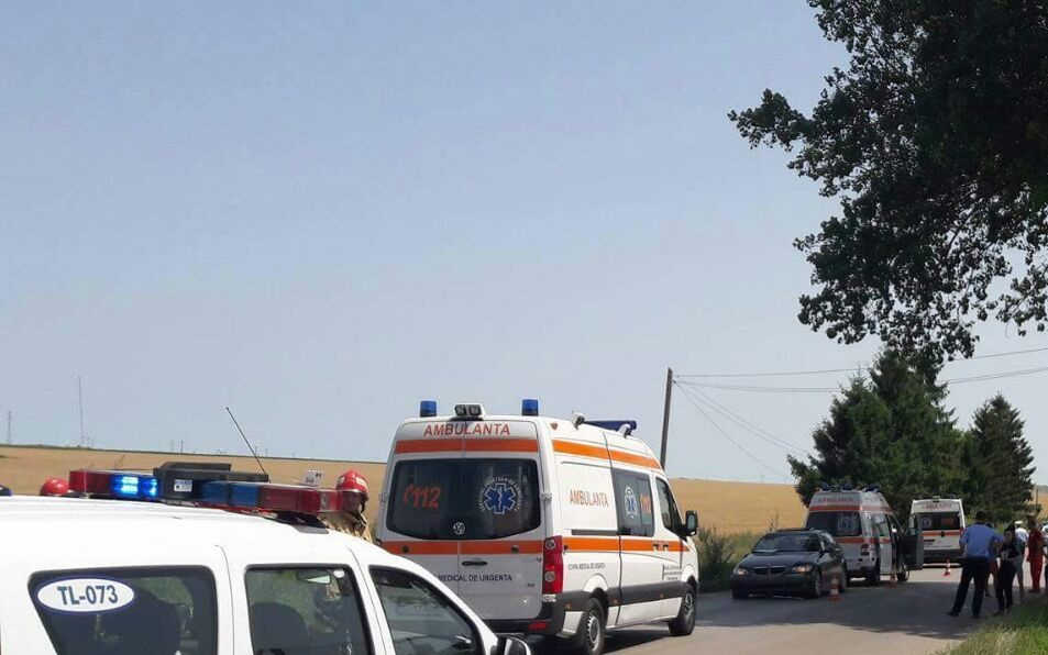 agighiol tulcea accident