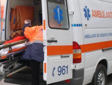 Accident groaznic la Vama Veche! Un polițist detașat din Vaslui și-a pierdut viața!
