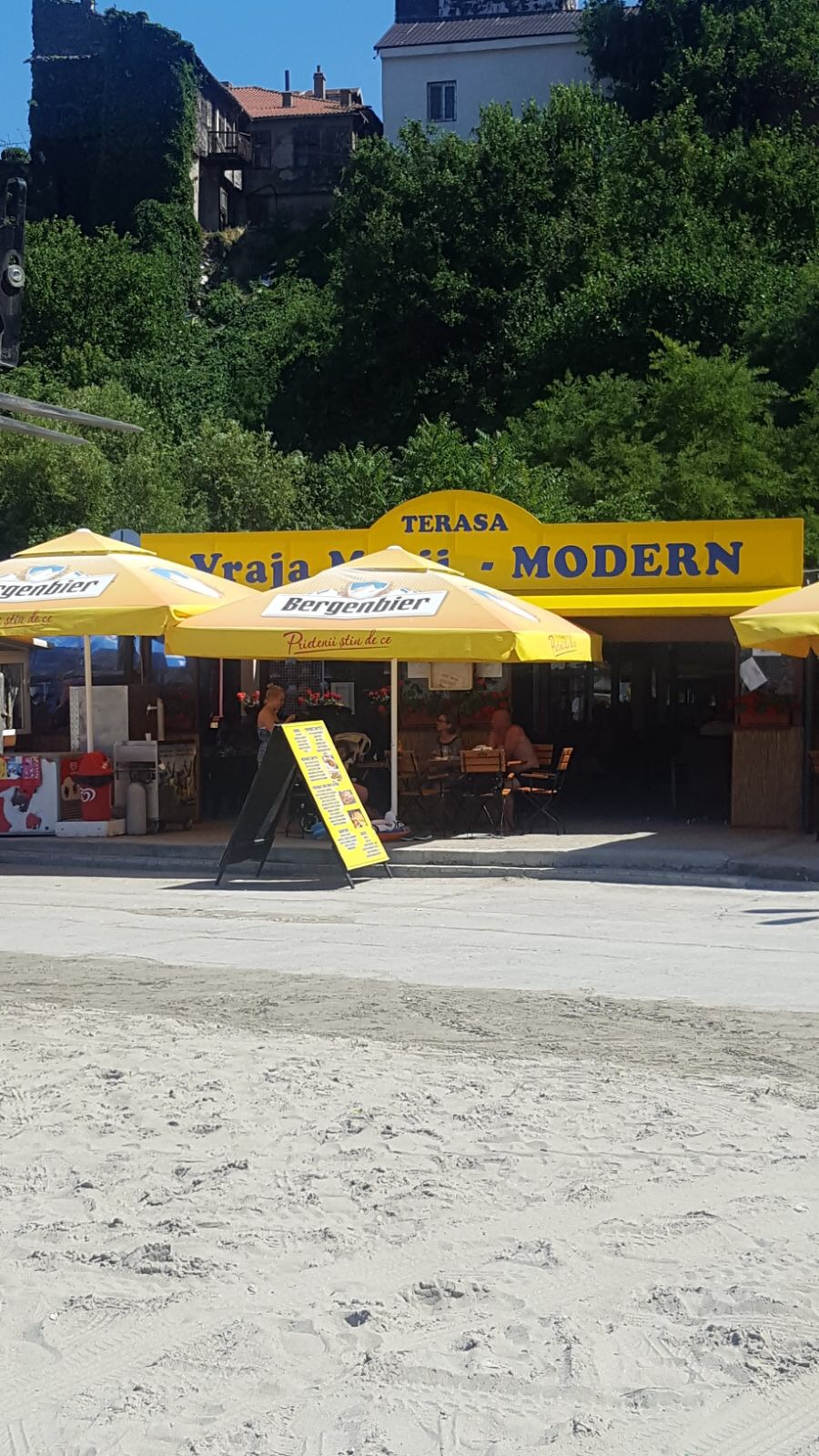 control plaja modern