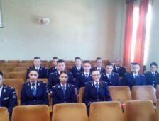 21 de noi polițiști, la IPJ Constanța! Încep serviciul de mâine!