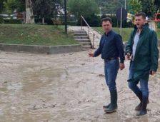 Debitul Dunării, în creștere. Primăria Cernavodă recomandă locuitorilor să-și… apere bunurile și casele (?!)