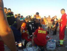 Video: Turistul  înecat la Mangalia este resuscitat! Bărbatul are 32 de ani şi este din Buzău