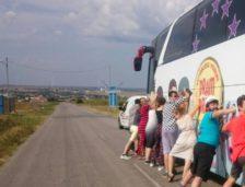 Autobuzul DRAM DRUM şi Gaşca Zurli vă aşteaptă la Medgidia!