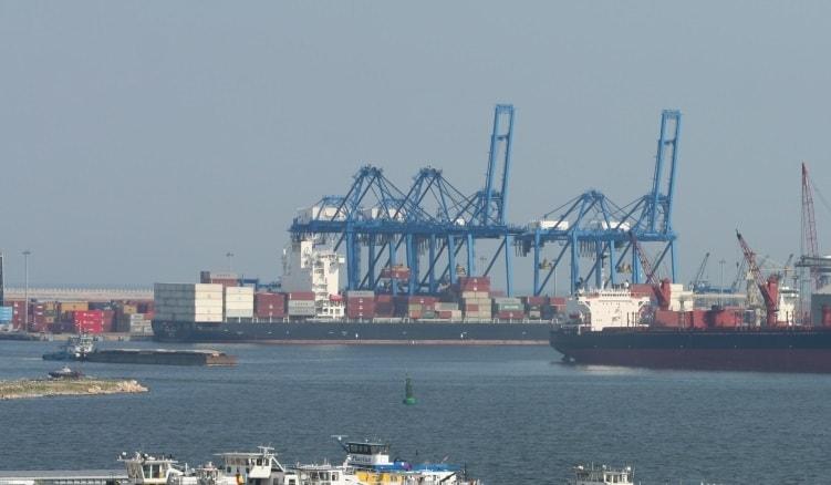 portul midia