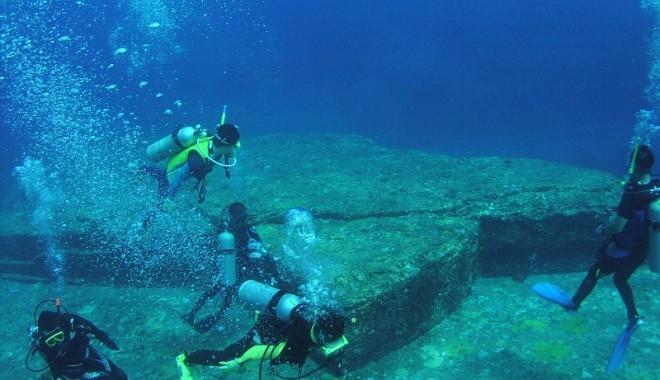 scufundari in marea neagra