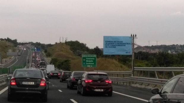 trafic autostrada