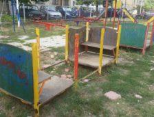 Constanța. Primăria plătește peste un milion de euro pentru reabilitarea spațiilor de joacă