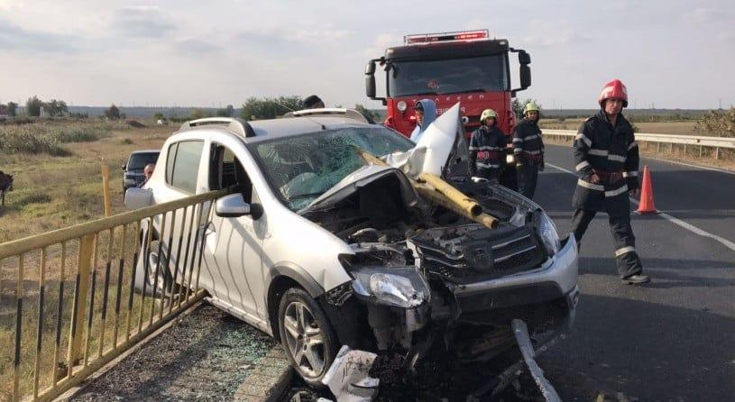 accident rutier medgidia