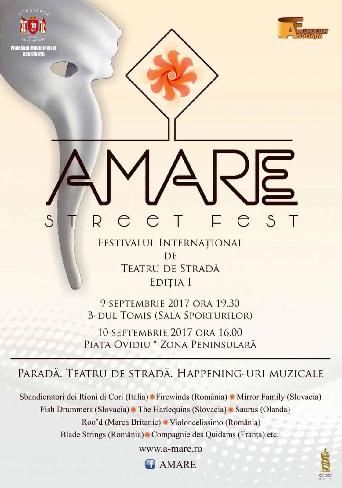 amare street fest