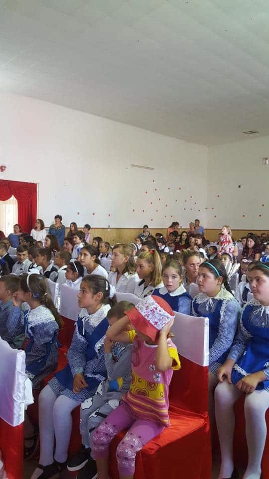 an scolar Saraiu