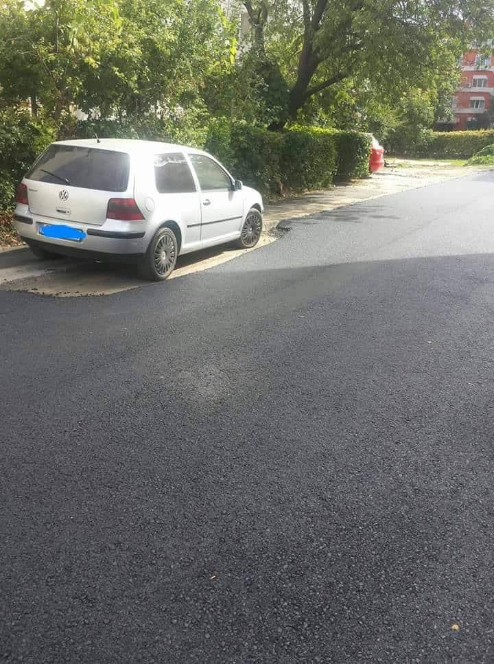 asfaltare abator