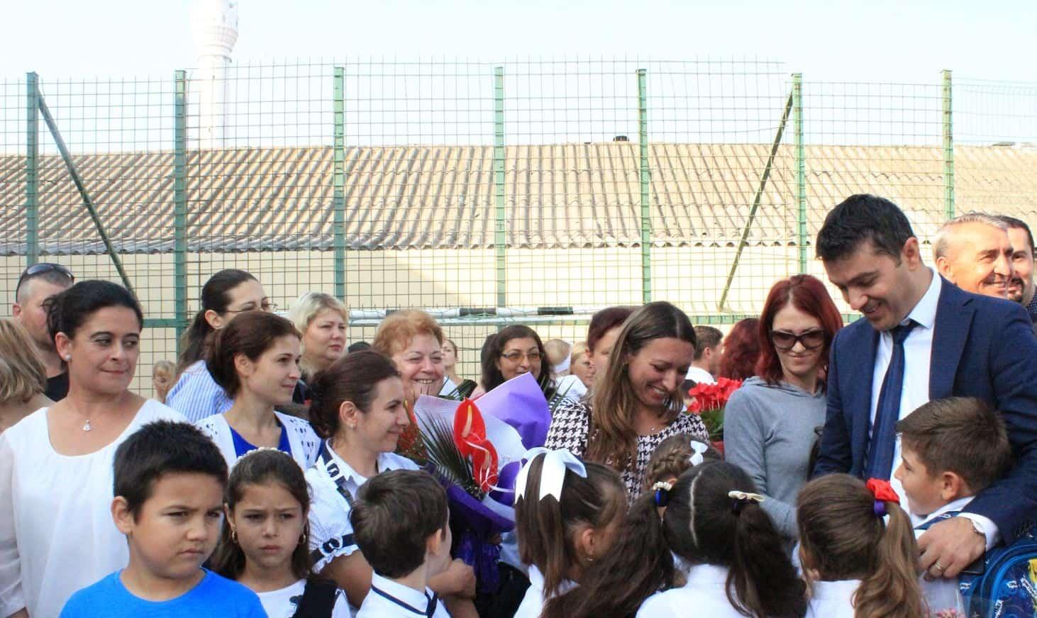 copii la ovidiu deschidere an scolar