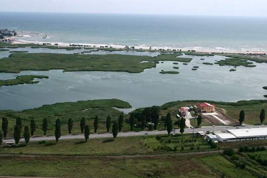 lacul mangalia