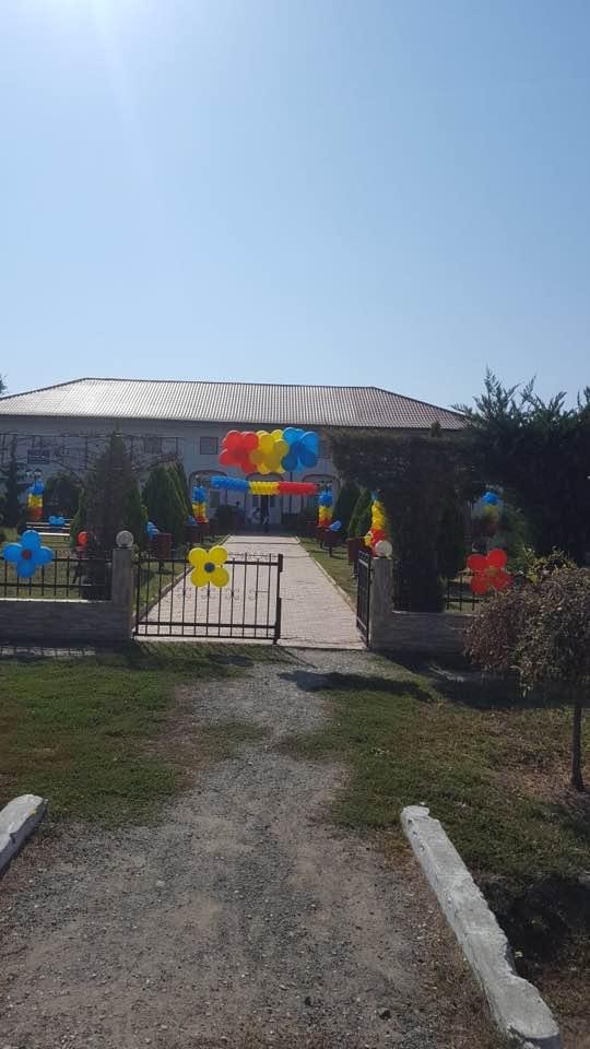 scoala Saraiu