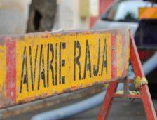 Trafic blocat pe strada Călugăreni din Constanța