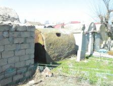 Profanatorii de morminte de la Cuza Vodă au fost reținuți