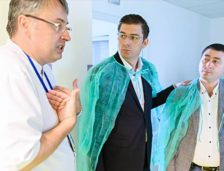 Președintele CJ Constanța scoate de sub preș probleme vechi de 15 ani de la Spitalul Județean