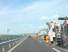 Circulație dificilă pe Autostrăzile A1 și A2! Vezi ce lucrări se execută