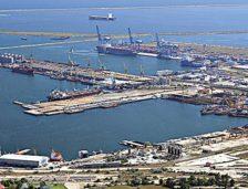 Accident în portul Constanța! Un marinar a căzut de la înălțime!