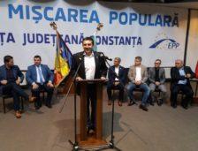 Claudiu Palaz, reconfirmat președintele PMP Constanța. Daniel Turcu este al doilea om din filiala constănțeană