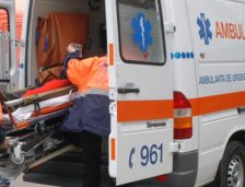 Constanța. O femeie a fost lovită pe trecerea de pietoni din zona Școlii 23