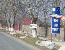 Aritmetica împărțirii funcțiilor în comuna Mereni