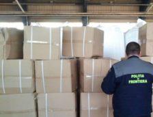 Mărfuri contrafăcute descoperite în portul Constanța