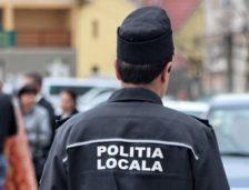 Poliția locală a aplicat amenzi pentru comerț ambulant