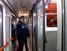 Sute de trenuri au fost verificate de polițiști! Au dat amenzi cu nemiluita!