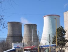 Avarie a CET Palas în Faleza Nord, Complex Dacia, Parcul Elevilor