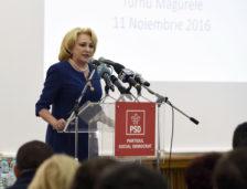 Premierul Viorica Dăncilă, primele declarații: Este importantă pentru noi punerea în practică a programului de guvernare