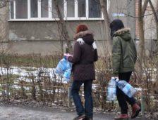 Locuitorii din Cumpăna au rămas fără apă potabilă