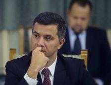 Marius Nica, Ministrul pentru Fonduri Europene, a demisionat