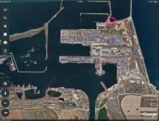 Poluare în Portul Constanța Sud Agigea