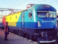 Trenul Unirii va circula mâine între București și Iași