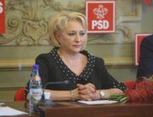 Președintele Iohannis o pune prim ministru pe Viorica Dăncilă